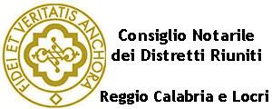 Consiglio Notarile Reggio Calabria Locri